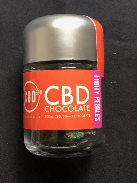 CBD Chocolate Fruity Pebbles