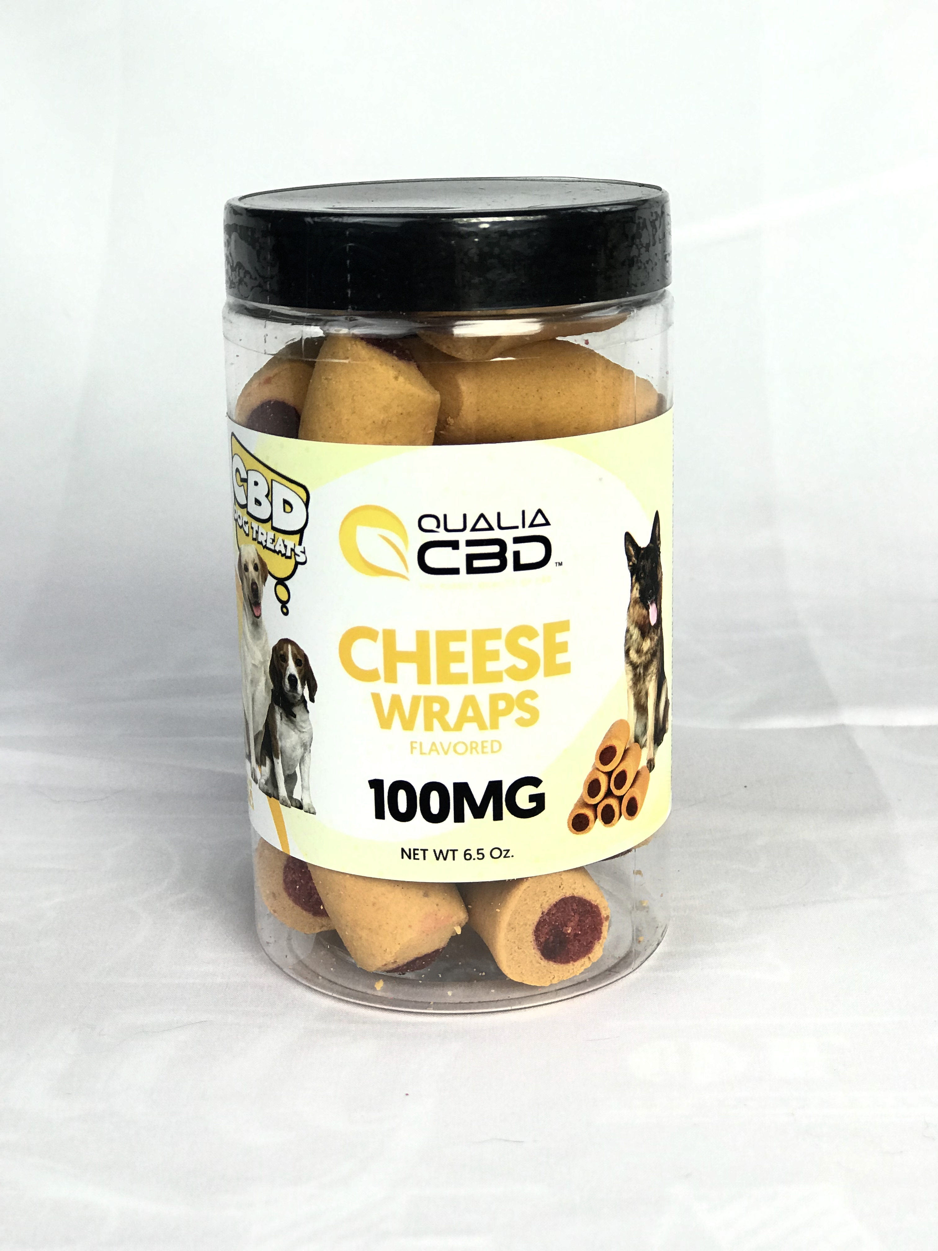 100 MG – CHEESE WRAPS