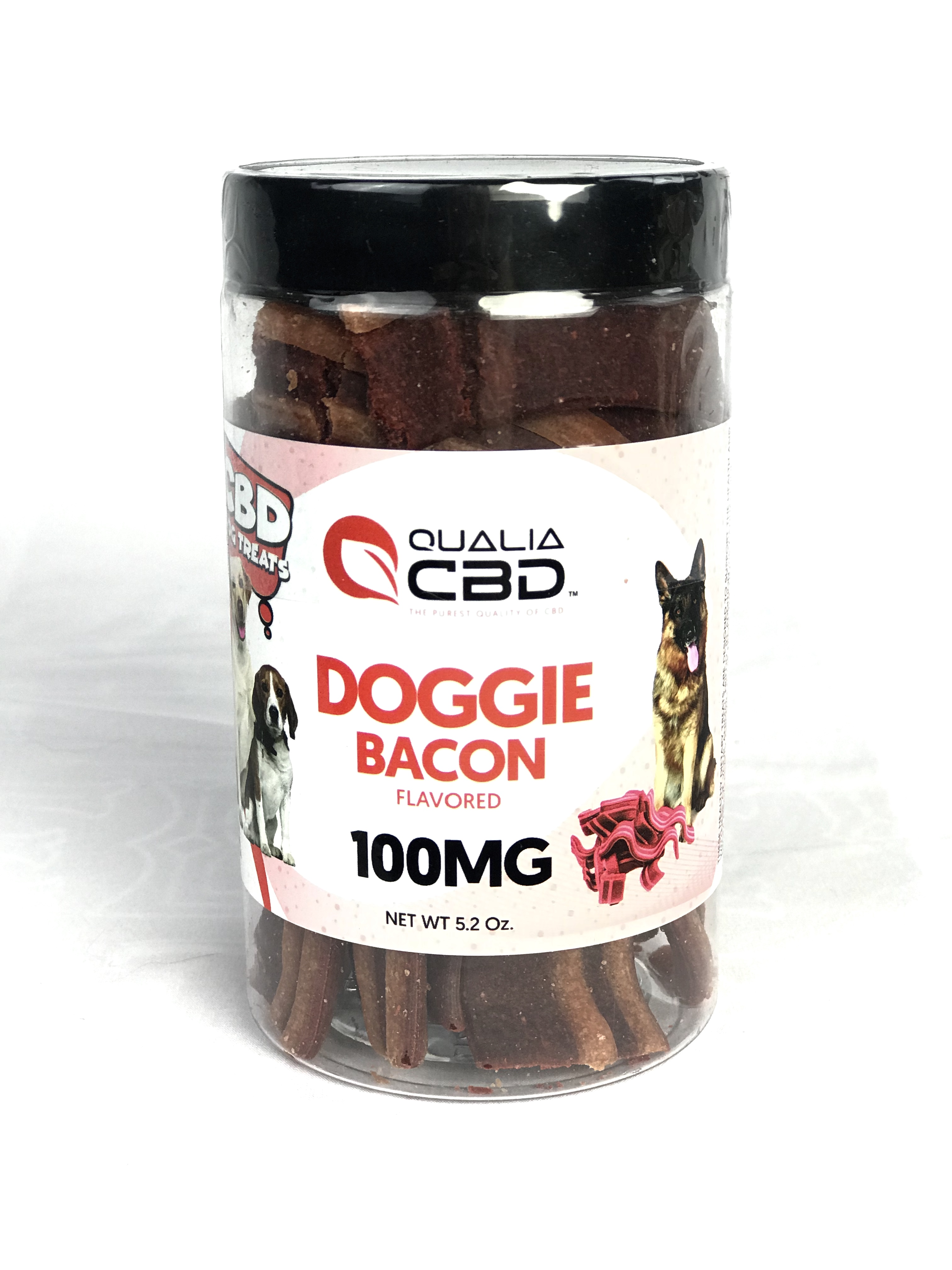 100 MG – DOGGIE BACON