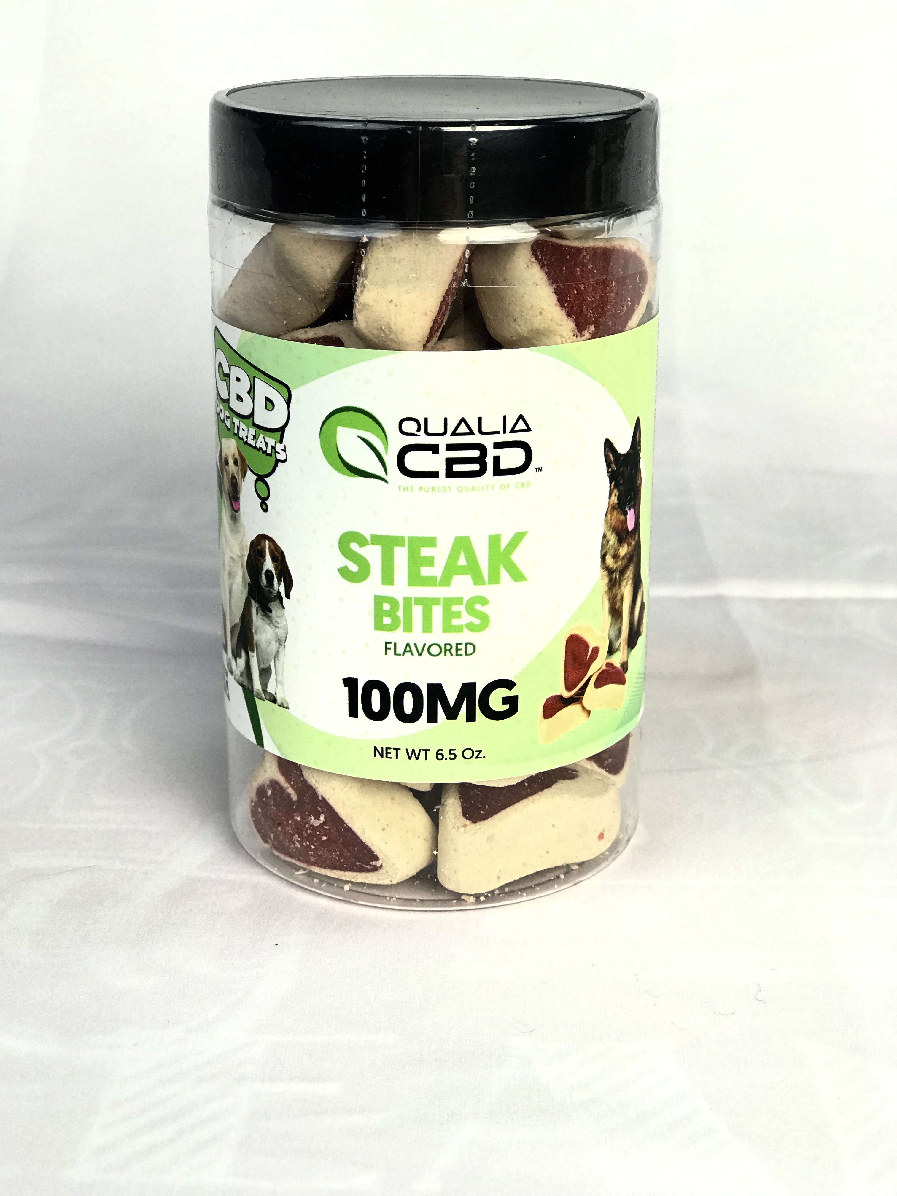 100 MG – STEAK BITES